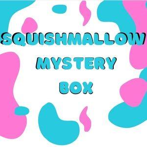 2 Squishmallow Mystery Box